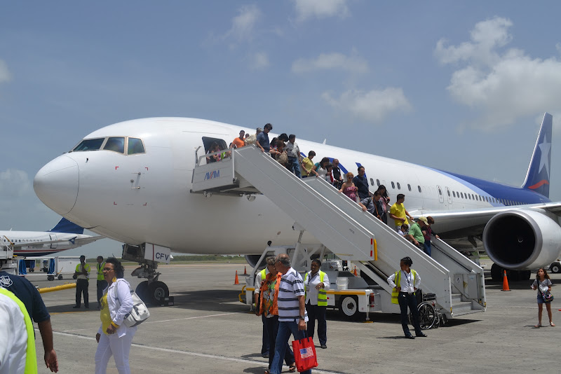 DIARY   Arrival to Punta Cana, Dominican Republic