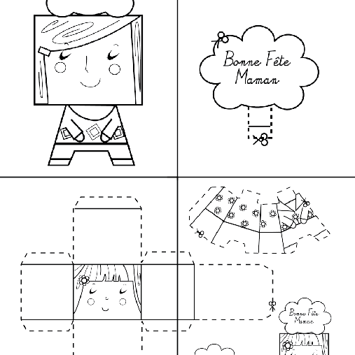 Melle G Gaelle Picard Illustratrice Graphiste Illustration