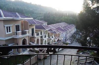 villa brastagi resort