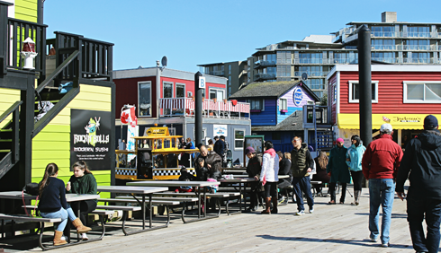 fishermans wharf victoria british columbia