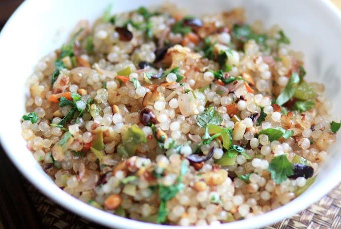 Sabudana Khichdi |  Fasting Recipes | Healthy Food | Maharastrian Food