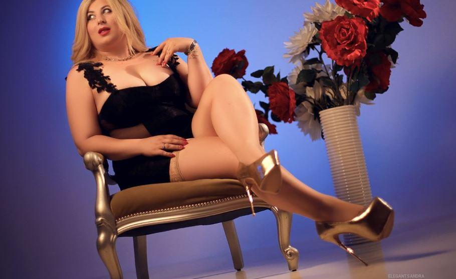 ElegantSandra Model GlamourCams