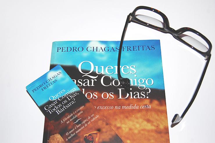 """Queres casar comigo todos os dias, Bárbara?"""" de Pedro Chagas ..."""