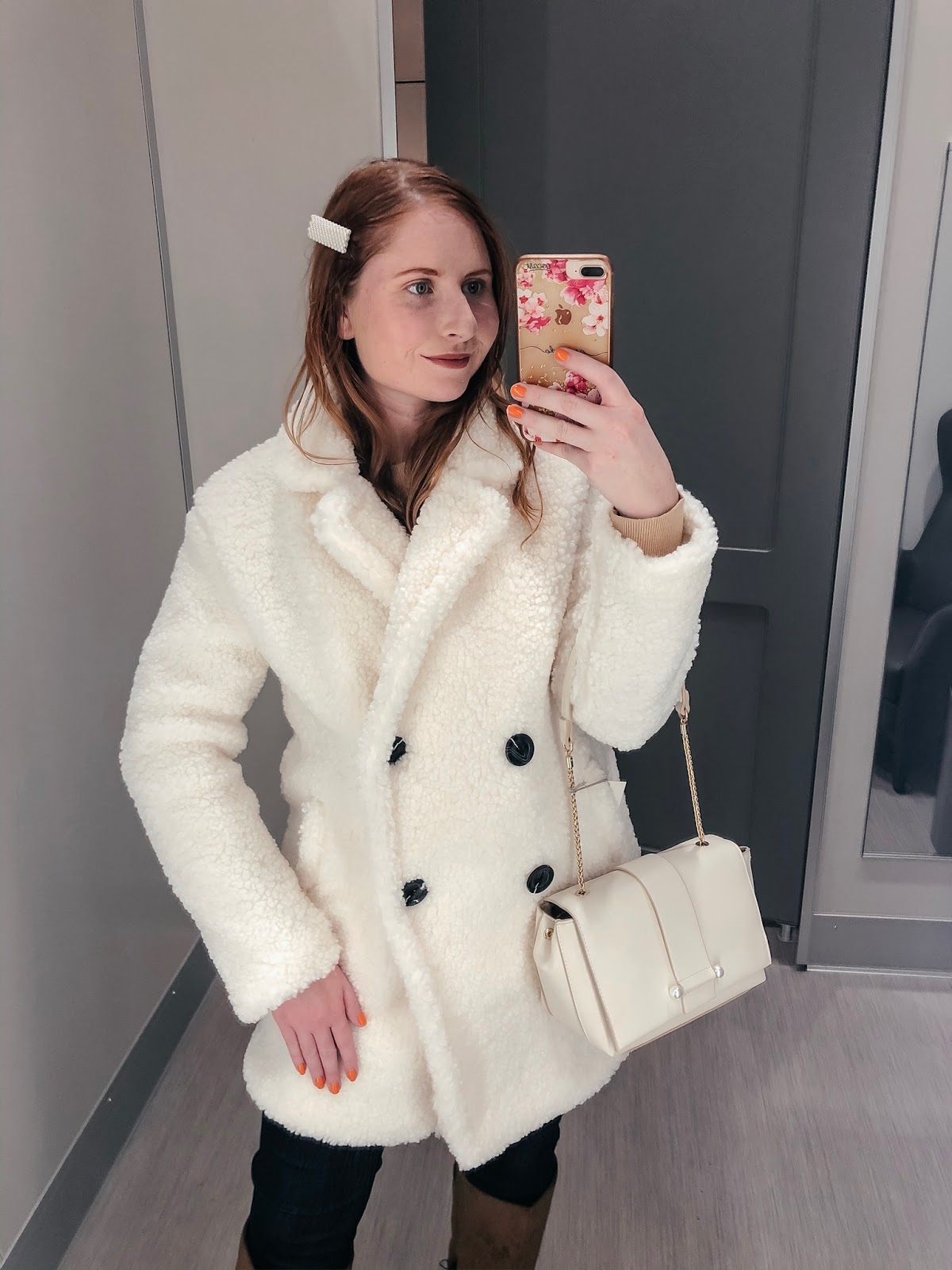 AFFORDABLE TEDDY COATS UNDER $100 . A New Day Teddy Coat.