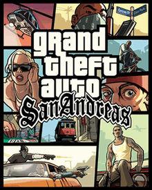 تحميل لعبة جاتا سان أندرس GTA San Andreas للكمبيوتر كاملة