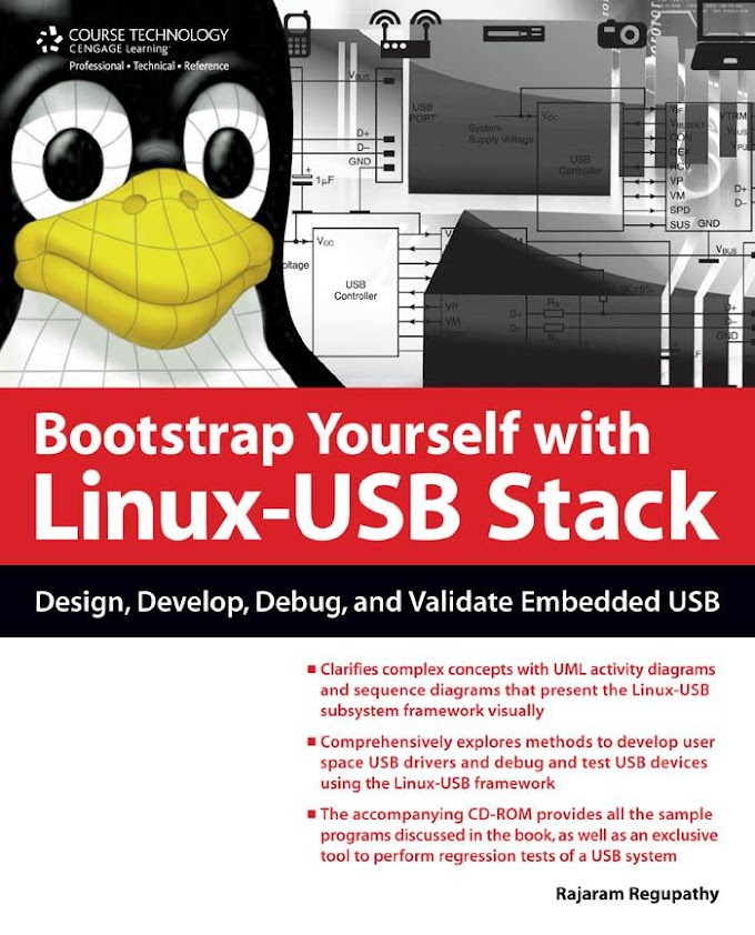 Bootstrap yourself with Linux-USB Stack, Course Technology PTR