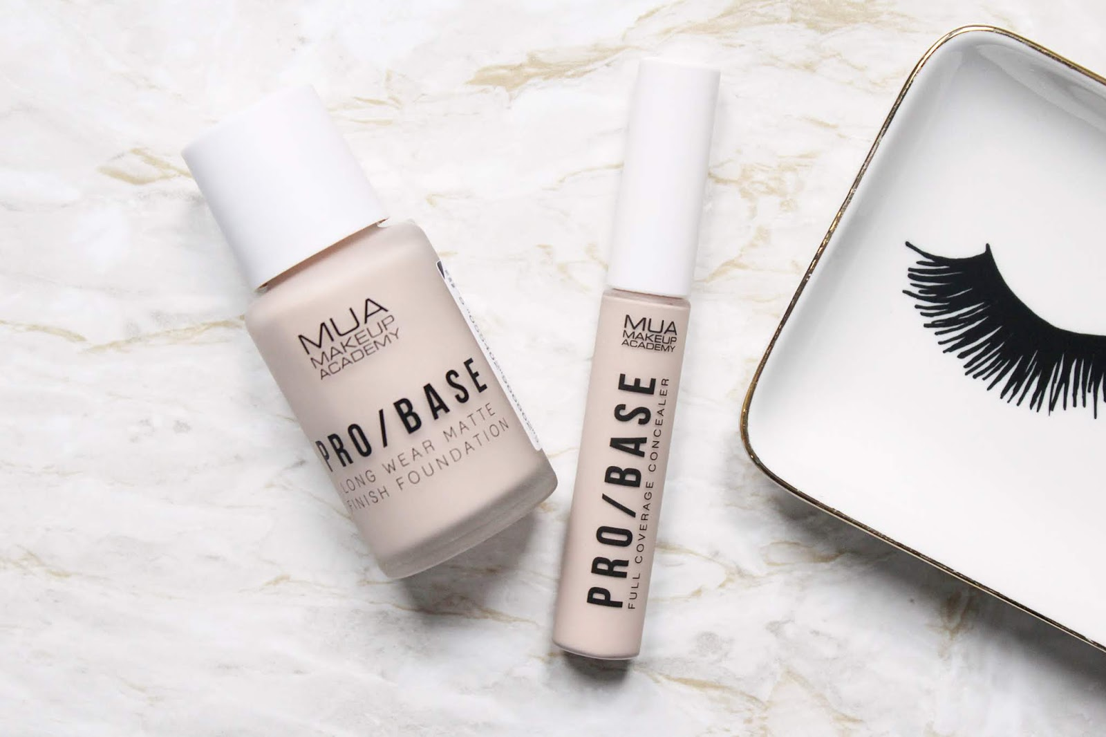 MUA Pro-Base Foundation & Concealer Review