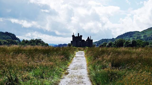 Kilchurn Castle, Escocia