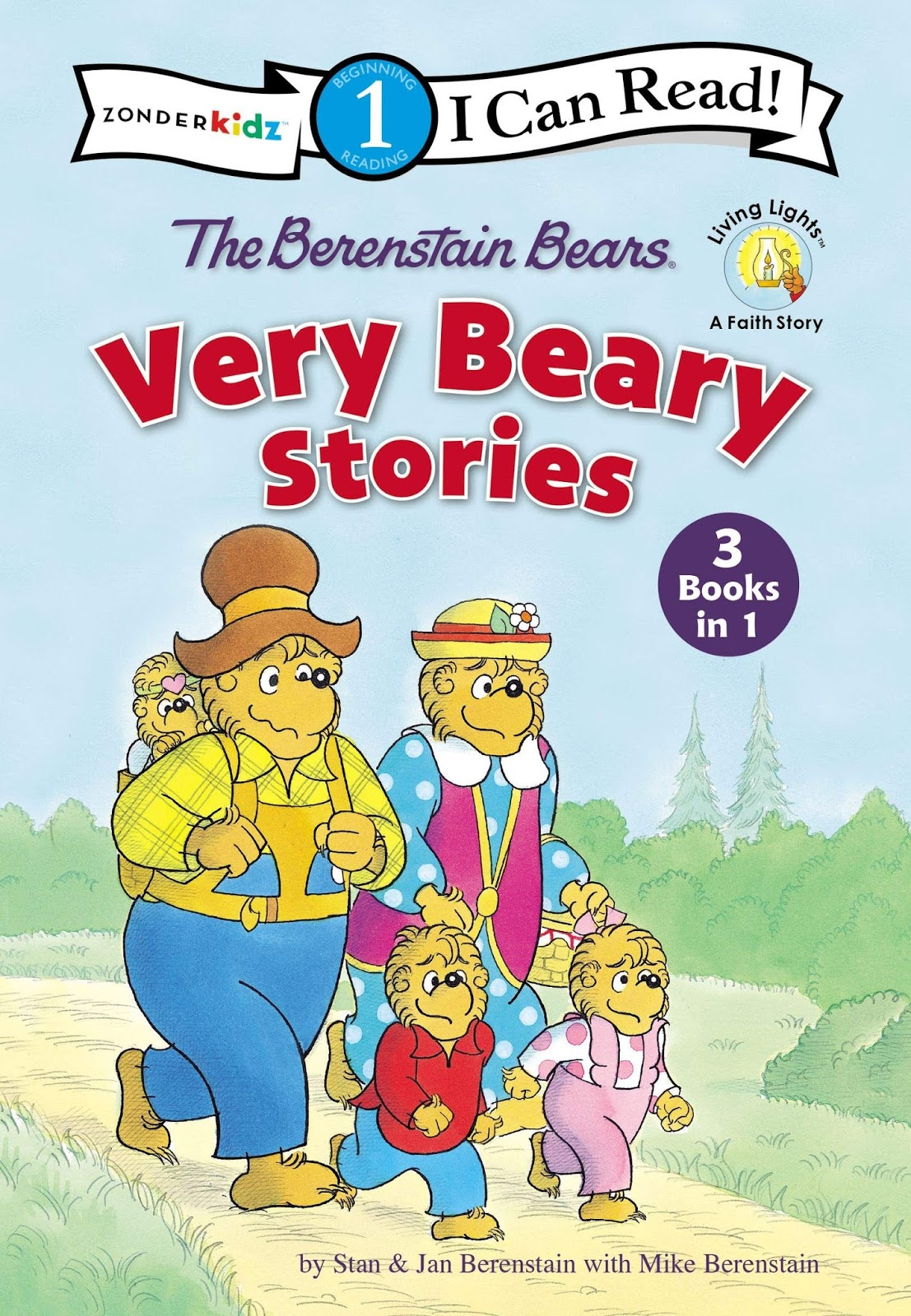 Cover L Ver Book Review I Can Read The Berenstain Bears