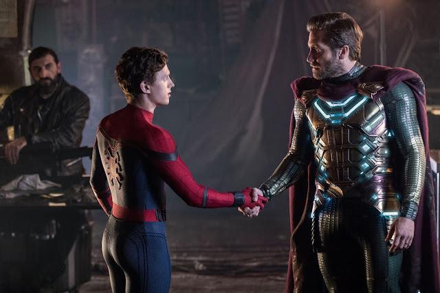 """""""Homem-Aranha: Longe de Casa"""" tem maior abertura da Sony no Brasil"""