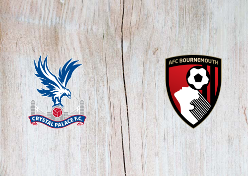 Crystal Palace vs AFC Bournemouth -Highlights 3 December 2019
