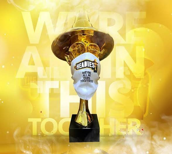 Here is the complete list of winners at the 14th Headies 2021