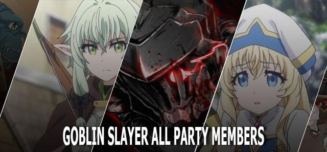 Anggota Party Goblin Slayer