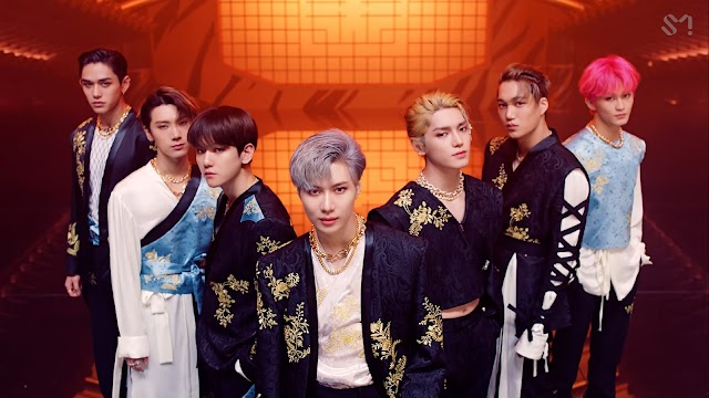 Knetz praise SUPERM's group shot with the cool Hanbok and in love with it!