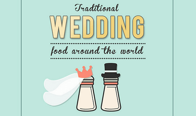 Traditional Wedding Food from Around the World