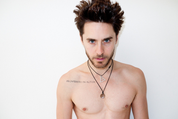 Adornando tu cuerpo: Jared Leto.