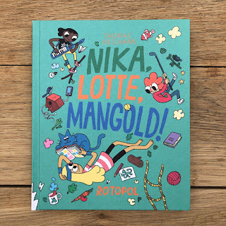 Nika, Lotte, Mangold! Comic