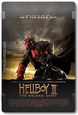 Hellboy II: O Exército Dourado