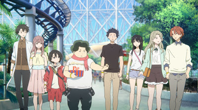 "Review de ""A Silent Voice"" (Koe no Katachi 聲の形)."