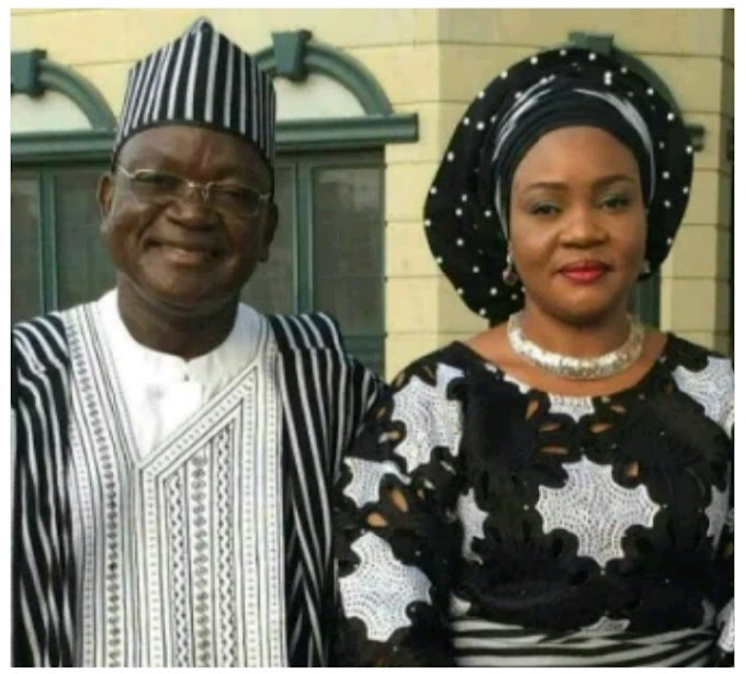 Wife and Son of Benue state governor test positive for COVID-19