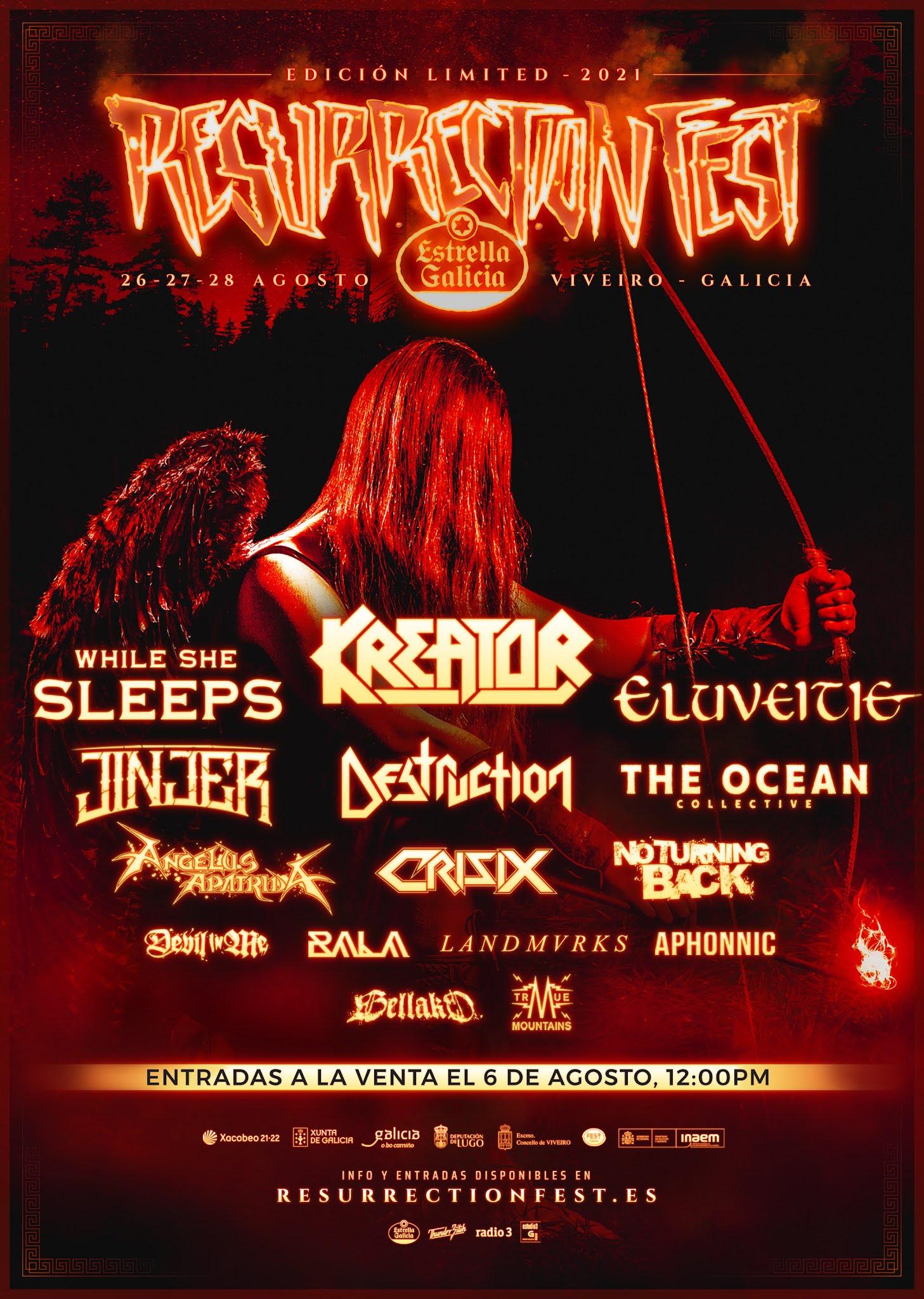 Resurrection Fest edition Limited