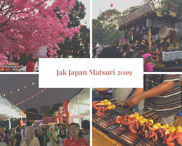Jak Japan Matsuri 2019 : Heboh Kolaborasi Warga Jepang dan Indonesia