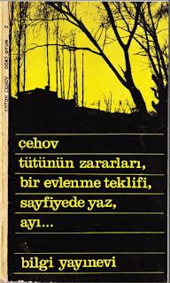 Anton Çehov - Kısa Oyunları