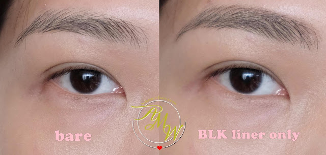 a photo of BLK Universal Brow Stick Review by Nikki Tiu of askmewhats.com