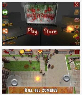World of Zombies MOD APK+DATA Offline