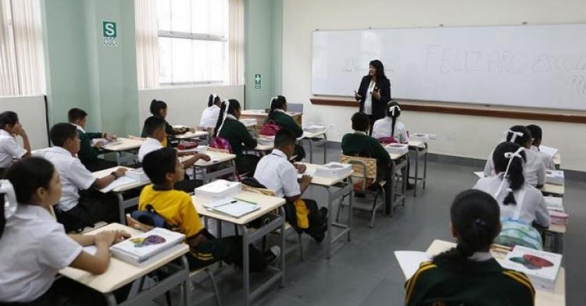 EDUCACIÓN: El costo de no invertir en el nivel básico regular [INFORME] www.elcomercio.pe