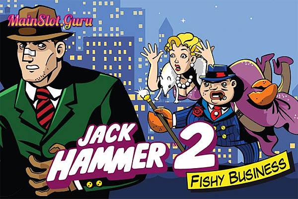 Main Gratis Slot Jack Hammer 2 NetEnt