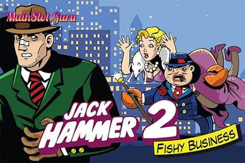 Main Gratis Slot Jack Hammer 2 (NetEnt) | 97,07% RTP