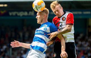 Terugkeer Eredivisie trekt veel bekijks