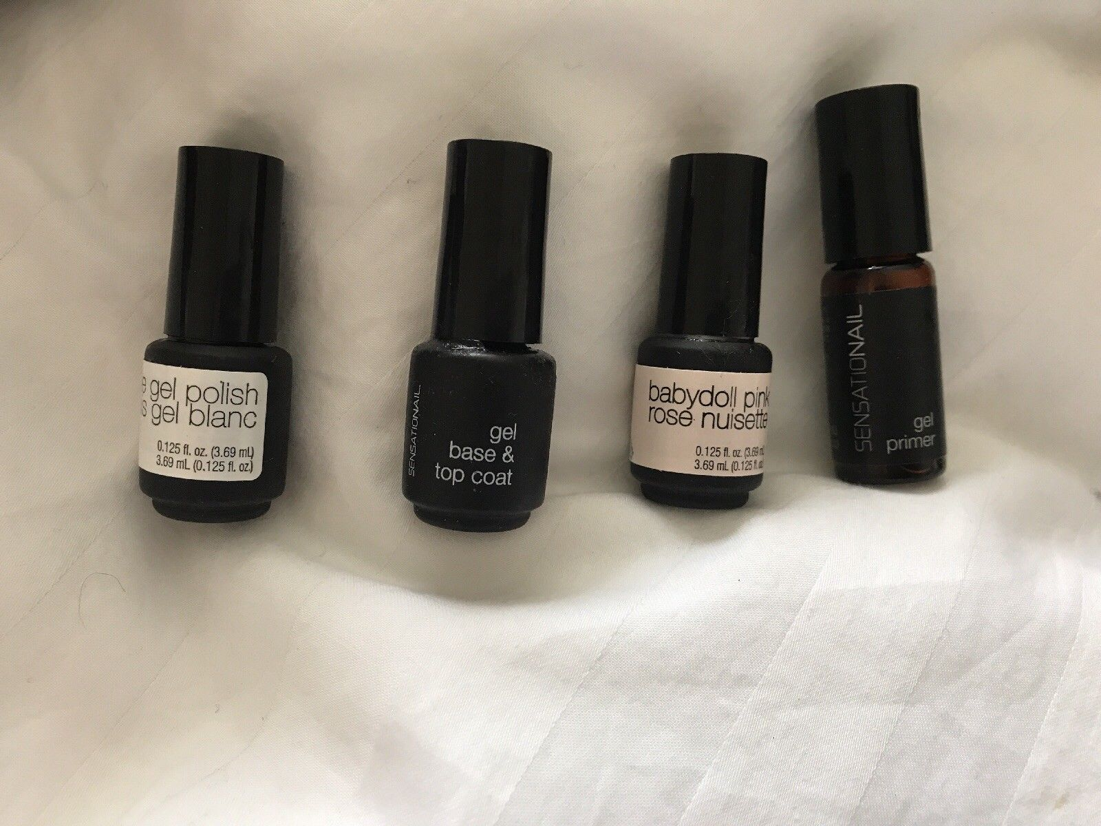 Fantail Flo How To Get A Gel Manicure At Home Sensationail