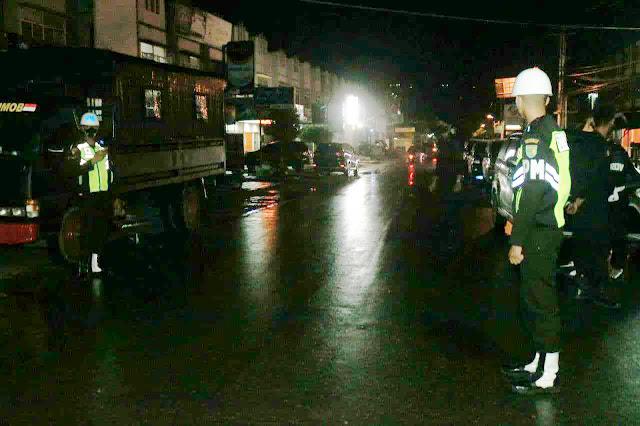 56 Warga Jayapura Terjaring Razia Operasi Yustisi, 2 Diantaranya Positif COVID-19