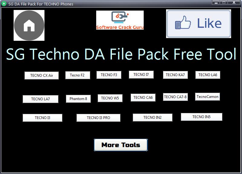 SG Tecno DA File Pack Tool Free Download - Software Crack Guru