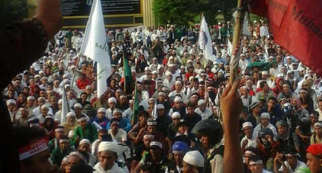 Jelang 4 November, Para Ahokers Ditantang Demo Tandingan Seperti Umat Islam, Jangan Cuma Garang di Sosmed