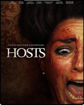 Hosts (2020) Dual Audio [Hindi – Eng] 720p WEBRip ESub x265 HEVC 500Mb