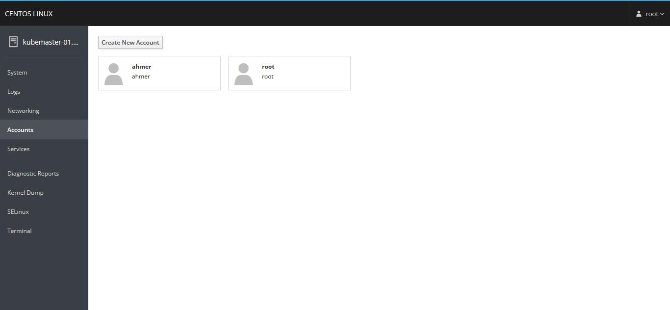 Install Cockpit Web UI on CentOS 7