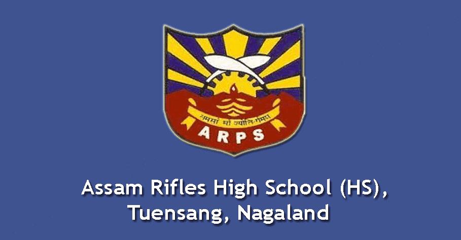 Assam-Rifles-HS-School-Nagaland-Recruitment