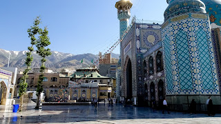 One of many imamzadeh mosques in Iran