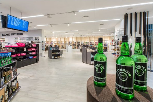 Alcohol in Iceland. Why do supermarkets only sell light beer?
