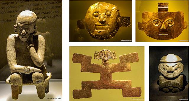 Museu do Ouro, Bogotá, Colômbia