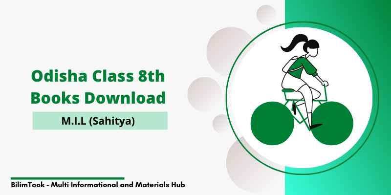 Odisha Class 8th MIL Book PDF Download 2020