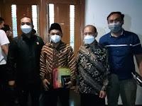 Advokat Bambang Sripujo Sukarno Sakti, SH,MH : Sudah Ada Usaha Untuk Damai dari Pihak Penggugat