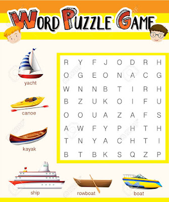 Apk belajar bahsa inggris- Word puzzel