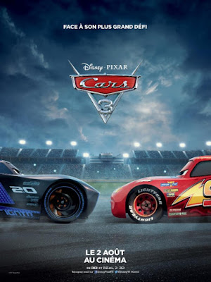 Cars 3 2017 Daul Audio WEB-DL 480p 170Mb HEVC x265