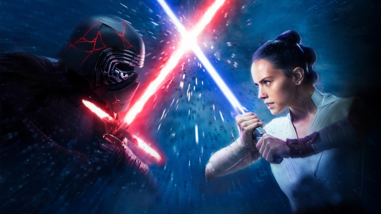 Star Wars The Rise Of Skywalker 2019 Movie Wallpapers Wallpapers Overflow