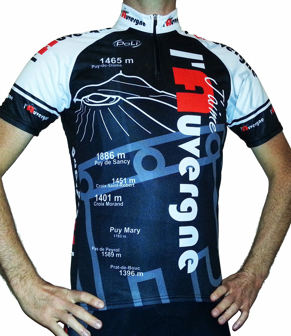 maillots cycliste