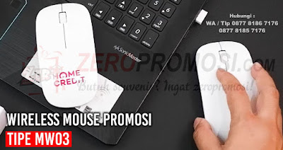 Mouse Promosi Wireless Mouse Glossy White MW03, USB Mouse, WIRELESS MOUSE MW03, Souvenir mouse wireless murah, Mouse promosi murah, Souvenir mouse unik Tipe MW03